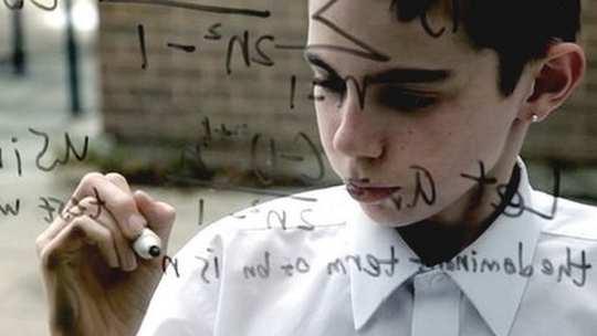 何が数学の天才ですか?