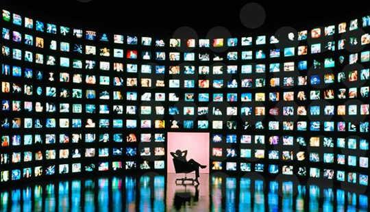 Bagaimana Bilik Berita Korporat Gagal Amerika