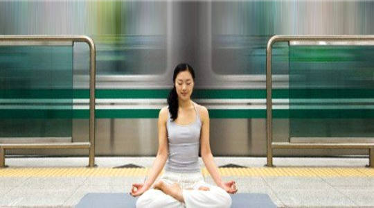 Meditación: Su Socio Travel for Life