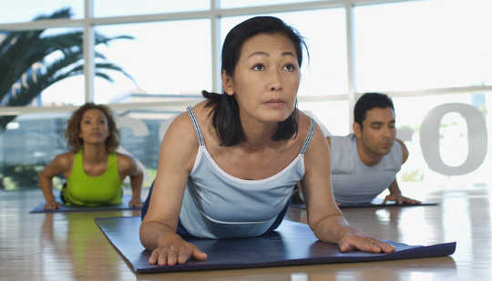 How Just A Little Exercise Can Control Weight After Menopause?