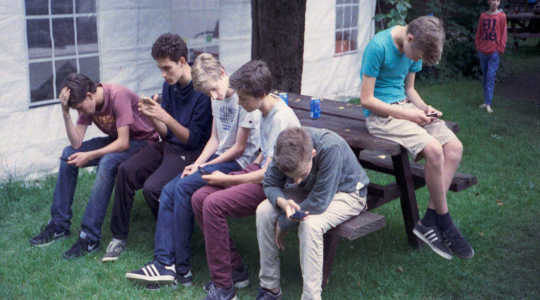 ماذا يحدث عندما ينتقل طلاب المدارس المتوسطة إلى تويتر؟