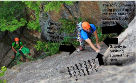 Um tweet de escalada. Ryan Becker, CC BY