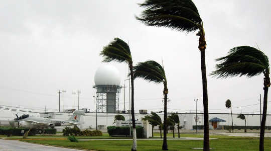 امریکی فوجی قومی اور بین الاقوامی موسمیاتی سلامتی کے خطرات کے بارے میں خبردار کرتا ہے
