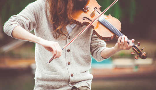 Can playing the violin really make a child smarter?