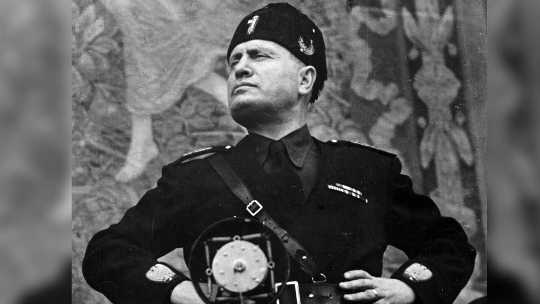 Why Observers Draw Parallels Between Donald Trump And Mussolini