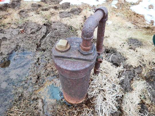 Pennsylvania heeft honderdduizenden verlaten aardgasbronnen zoals deze. (Credit: Rob Jackson)