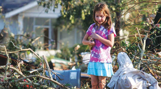 How To Help Kids Recover From Disasters