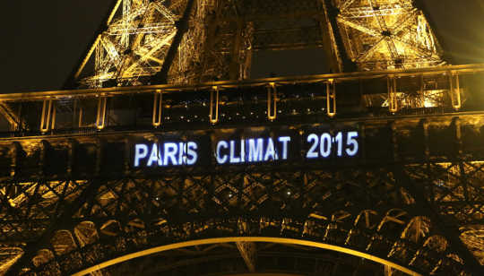Why Paris Climate Targets Are Not Enough