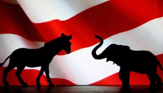 La profonde fracture politique de l'Amérique peut être retracée jusqu'à 1832