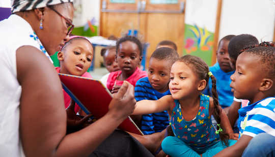 Evidence Shows Preschool Teachers Keep Closer Eye On Black Boys