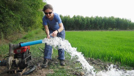 Ang Mundo ni Biggest Source Of Freshwater Ay Ilalim ng Iyong mga Paa