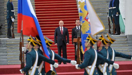 Why Russians Support Putin's Foreign Policy
