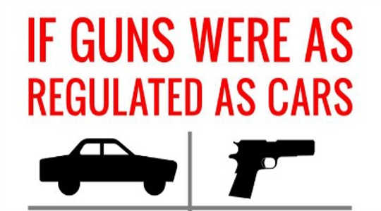 How Regulating Guns Like Cars Could Improve Safety