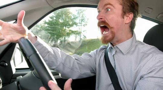 Waarom ervaren mensen Road Rage?