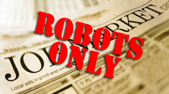 वास्तव में हमारी नौकरी ले रहे रोबोट हैं?
