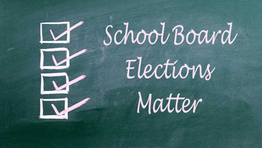 Wealthy Donors Are Trying To Buy School Board Elections