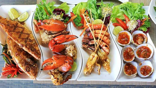 What Is The Quality Seafood From China?