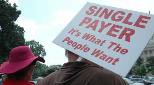Why We Need a Single Payer Healthcare
