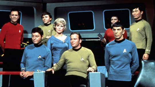 How Star Trek Almost Failed To Launch