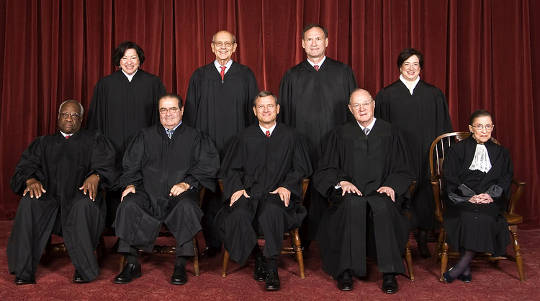 The Future Of The US Supreme Court Is At Stake With Who Wins In November