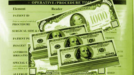 Varför kan inte någon berätta för mig hur mycket den kirurgin kommer att kosta?