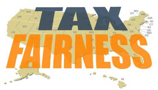 Коли справа стосується податків, як ми вирішуємо, що справедливо?