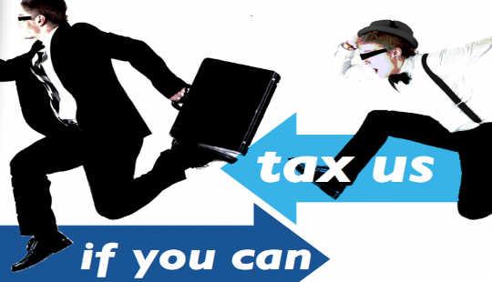 글로벌 기업이 세금을 내야하는 이유