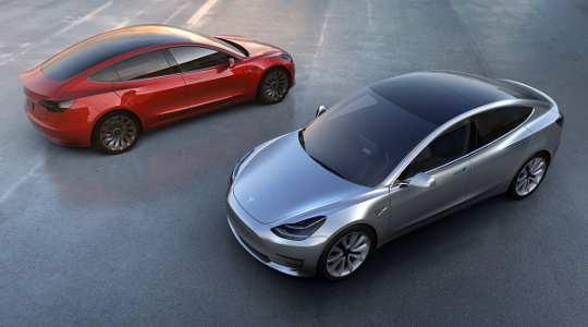 El éxito del modelo 3 de Tesla va mucho más allá de su asequibilidad