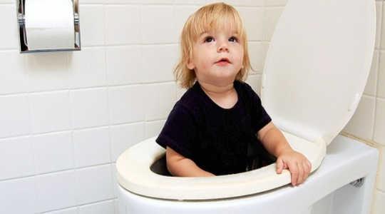 Ist Toilettentraining von Geburt an möglich?