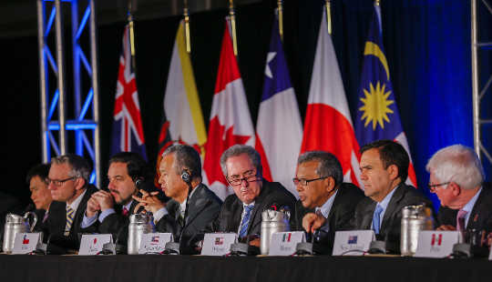 The Impact of the Trans-Pacific Partnership on Trade