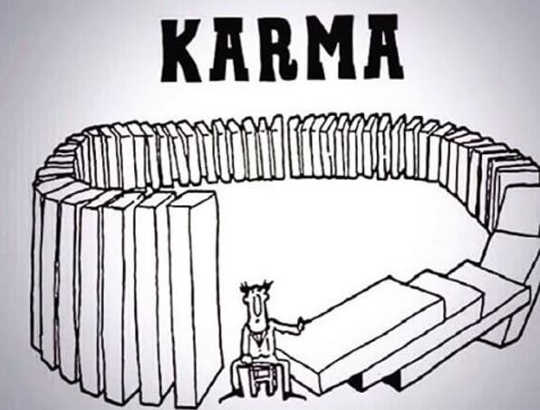 What Is Karma? Where Does It Come From?