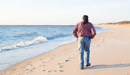 Làm thế nào đi bộ có thể giúp chúng tôi chữa lành các vấn đề khó khăn nhất của chúng tôi