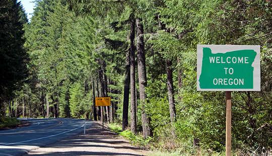 Paano ang Oregon ay naging pinakamadaling lugar upang bumoto sa Amerika
