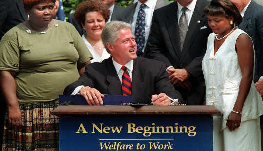 How Racism Has Shaped Welfare Policy In America