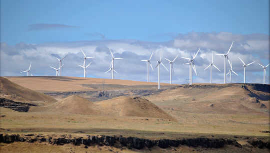 Kan den rena energianvändningen skapa miljontals jobb?