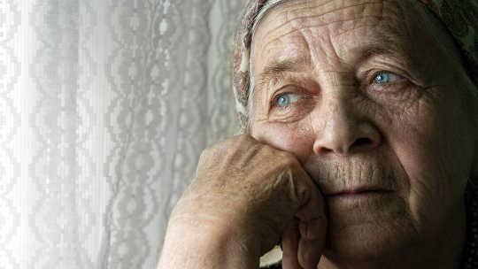 Äldre mammor känner sig deprimerade när de odlar barnstrider