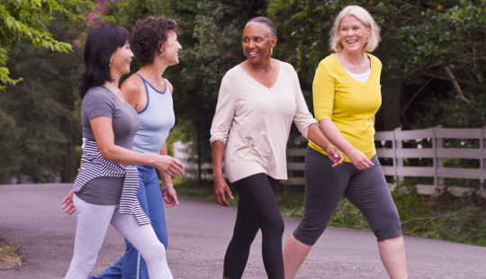 Menopauze May Rob Women Of The Exercise High
