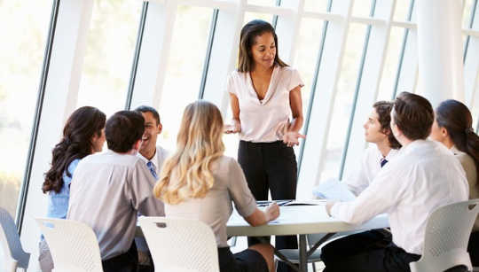 Biased Expectations Can Sink A Female Manager's Chances