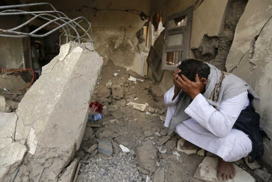 Why Yemen Is The Calamity At The End Of The Arabian Peninsula