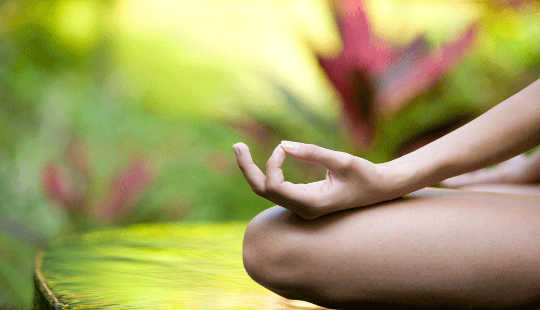 Is This Mind-Body Link Why Yoga Calms Us?