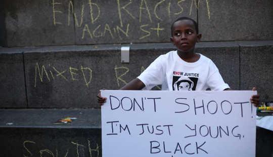 Miksi mustat nuoret merkitään usein rikollisiksi
