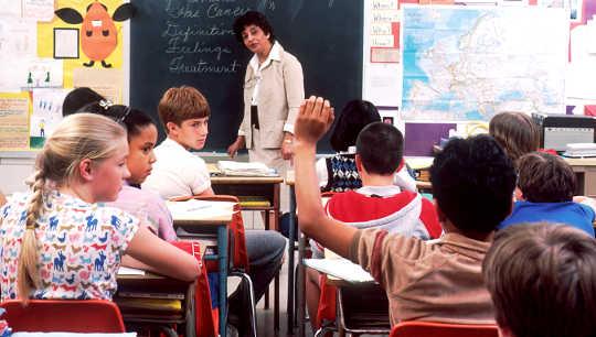 孩子們可以通過非語言暗示捕捉偏見