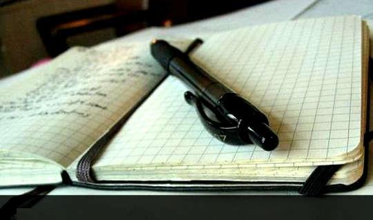 6 نصائح للشفاء من خلال الكتابة التلقائية