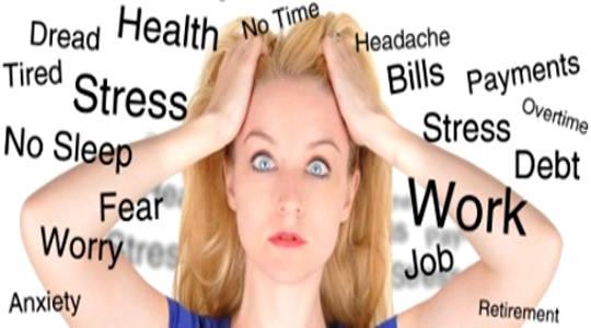 Kronisk stress: Stress som inte kommer att sluta?