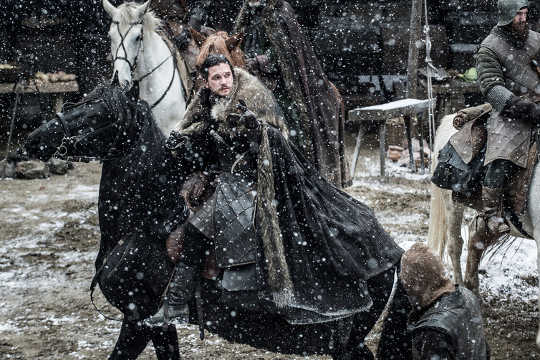 5 Reasons Besides Sex And Violence That Game Of Thrones Satisfies Our Needs