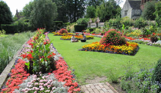 Southover Grange Gardens in Lewes.