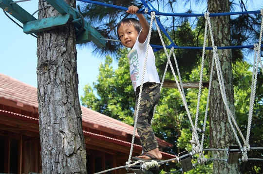 Why Kids Need Risk, Fear And Excitement In Play