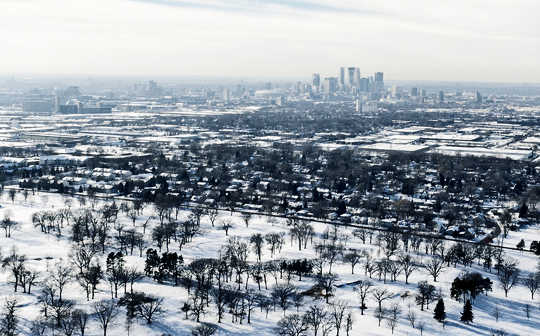 What Climate Change Means For Northern, Colder Cities