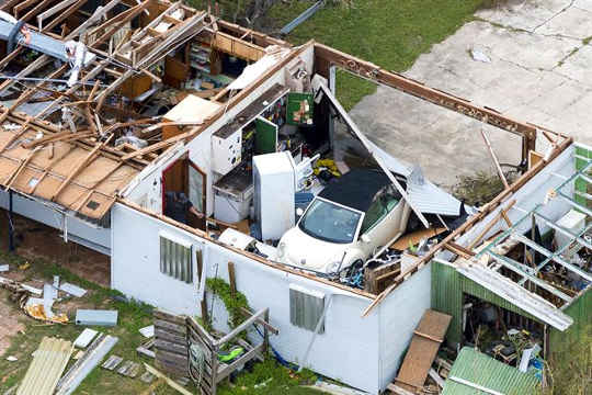 Hurricanes, Flood Insurance And The Dangers Of Business As Usual