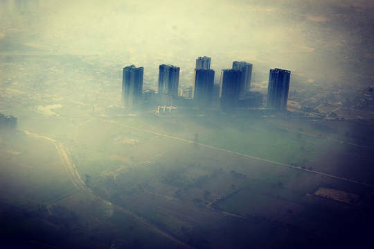 Wie Luftverschmutzung die Lebenserwartung um Jahre verkürzt